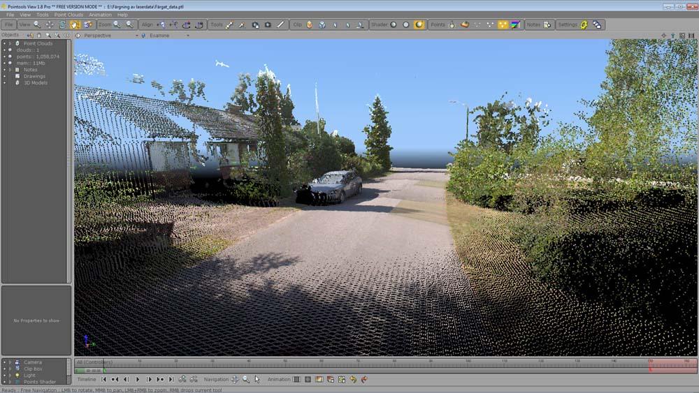 GeoTracker Lidar RGB 2