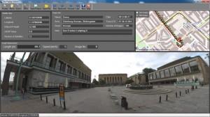 GeoTracker Office Ladybug5